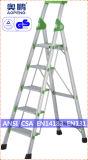 망원경 Foldable 다중목적 단계 3 알루미늄 비계 사다리 (AP-2365)