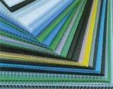 Production en plastique creuse de feuille de PC/UV/machines d'extrusion/extrudeuse