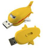 Seguridad del disco de destello del USB del aire del PVC
