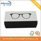 Подгонянные солнечные очки упаковывая бумажные коробки (QYZ141)