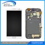 на примечание 2 N7100 I317 I605 L900 T889 LCD галактики Samsung, на примечание 2 LCD Samsung