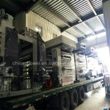Machine d'impression de la gravure Gwasy-B1 (trois moteur) 150m/Min
