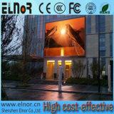 Indicador de diodo emissor de luz ao ar livre da cor cheia P20 do consumo das baixas energias