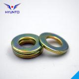 Rondelle ordinaire avec le zinc de couleur avec la qualité