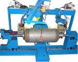 Máquina circunferencial dos soldadores da emenda com duas tochas