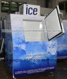 Fabricante do especialista das técnicas mercantís do gelo de China para o congelador ensacado uso do gelo do posto de gasolina