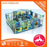 De plastic Plastic Dia van de Speelplaats van de Kinderen van het Stuk speelgoed Binnen