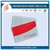 Slimme Kaart van de Kaart RFID IC van pvc van 13.56 Mhz de Witte Compatibele