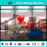 Hollow automático Brick Making Machine Price com PLC Control