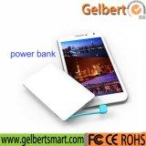 Banco portátil da potência do USB do cartão de crédito do projeto novo