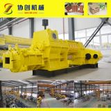 Auto Brick Making Factory를 위한 찰흙 Brick Vacuum Extruder