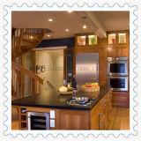 Controsoffitto nero cinese del granito per l'armadio da cucina