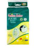 El pañal enorme del bebé del embalaje con modifica marca de fábrica para requisitos particulares
