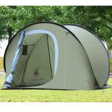 Kampieren, Zelt-automatisches sofortiges einfaches Falten-Schutz-Zelt zurück wandernd