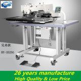 De geautomatiseerde Industriële Naaimachine van het Borduurwerk van het Patroon van het Bovenleer van de Schoenen van de Steek van het Slot