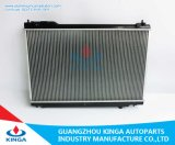 De Radiator van het aluminium Speciaal voor MT van Nissan Infiniti'03-05 Fx45 met Plastic Tank