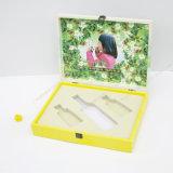 목제 상자는 패킹 선물, Costemic로 사용될 수 있다