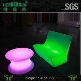 Colorare la lampadina chiara impermeabile cambiante di illuminazione LED della mobilia LED della Tabella di tè della plastica LED LED