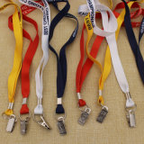 Safety Buckleの卸し売りCheapest Polyester Printed Lanyards