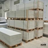 Superficie solida acrilica pura di Kingkonree 100% per il controsoffitto della cucina