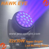 RGBW 4in1 22X30W Hawk Eye Bee Eye Light