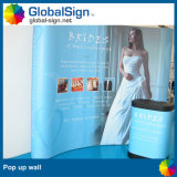 Shanghai Globalsign Hot Selling Pop Up Wall