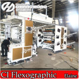 Печатная машина Flexo 4 цветов Nylon