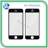 Lente de vidro exterior dianteira para as peças de reparo do painel da tela de toque do iPhone 5c de Apple