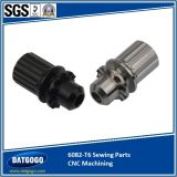 6082-T6 Sewing Parte con CNC Machining