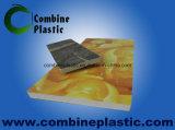 よいScrewholdingの能力建築材料0.55の密度PVC泡のボード