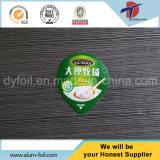 Высокое качество & выбитая крышка алюминиевой фольги с жарой - уплотнением