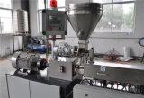 De Extruder van het laboratorium van de TweelingExtruder van de Schroef in pvc