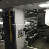 Alta velocidad de la máquina de impresión en huecograbado de 8 colores con 7 Motor