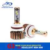 2016 40W 3600lm 9004/9007のクリー族LEDの自動車のヘッドライトのための熱い新製品; H4 H7 H8 H9車LEDのヘッドライト