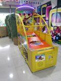 販売のための硬貨によって作動させる子供のバスケットボール機械