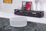 백색 둥근 커피용 탁자 홈 가구 (CJ-M057)