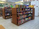 Estantes de la góndola para la alameda de /Shopping de los supermercados