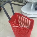 Yuanda Plastiksupermarkt-Einkaufen-Karren (ZC-18)