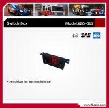 표시등 막대 스위치 박스 (KZQ-011)