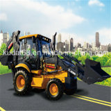 Carregador brandnew do Backhoe com Ce & Cummins Engine (XT870)