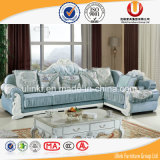 Muebles modernos del sofá de la tela, fábrica del sofá en China (UL-Y921)