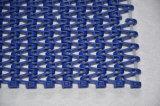 容易な青いカラーは同じ高さの格子プラスチックモジュラーコンベヤーベルトをきれいにする