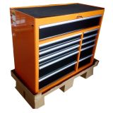 Movable de aço Powder Coated Tool Cabinet com Wheels