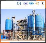 Material de construcción seco de sistema de control de la planta del mortero que hace la máquina