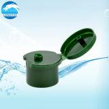 Capsula di plastica della protezione della parte superiore di vibrazione dei pp