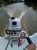 Vela 4 Stroke 4HP Outboard Motor con CE Approval