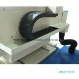 Ranurador del grabado de madera del mini ranurador del CNC de la alta exactitud pequeño