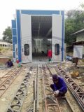 25m Bus Truck Train Spray Painting Baking Booth