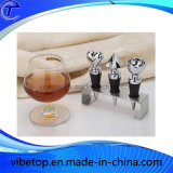 Promptionのギフトのための熱い販売のワイン・ボトルストッパー