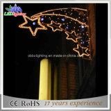2015 neue LED-Weihnachtspole-Stern-Lichter